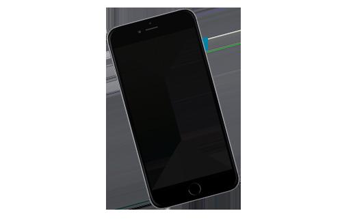 Cambiar botón de bloqueo de iPhone 6s plus en Sevilla