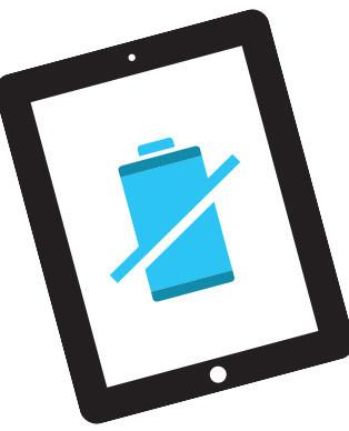 Reparar BATERÍA iPad 4en Sevilla