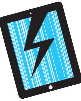 Reparar LCD iPad 2 en Sevilla