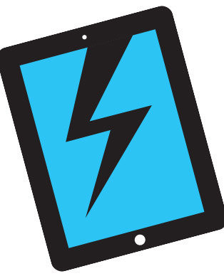 Reparar cristal iPad 2 en Sevilla