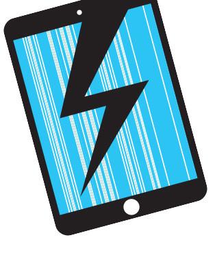 Reparar LCD iPad Air en Sevilla