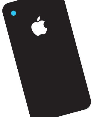 Cambiar CAMARA trasera de iPhone 5cen Sevilla