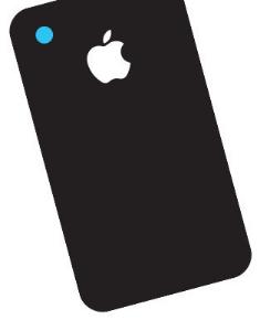 Cambiar CAMARA trasera de iPhone 4en Sevilla