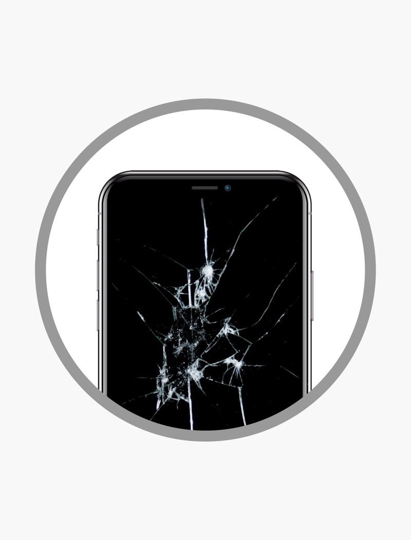 ¿CRISTAL ROTO? - Si el cristal se ha roto, aunque funcionen el táctil y el LCD