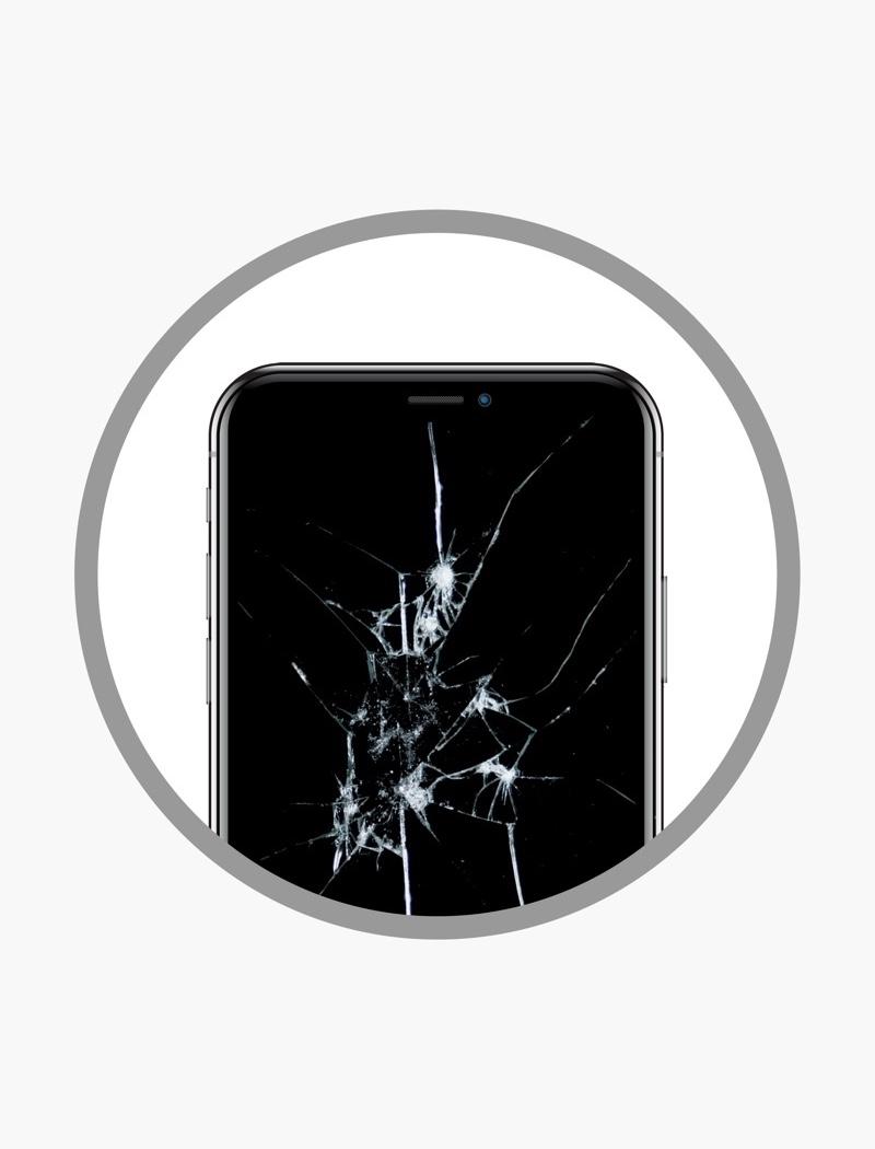 ¿PANTALLA ROTA? - Se haya roto o no el cristal,no funcionan el táctil y/o el LCD6 meses de garantía