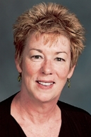 janet privas, parish administrator