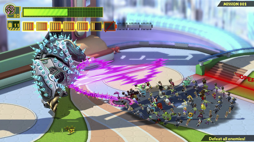 Platform: Wii U  Release Date: September 15, 2013