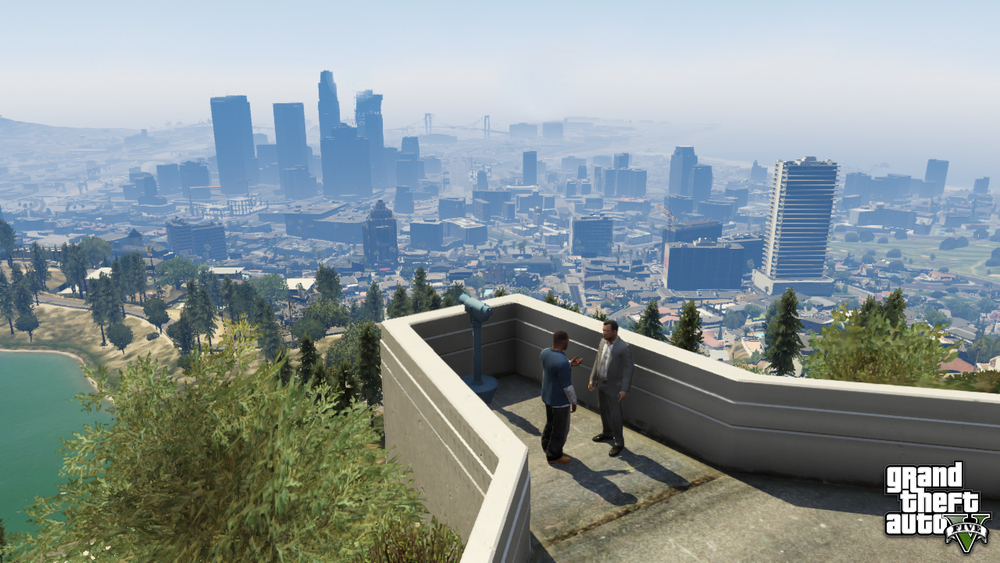 "GTA V's open world is full of ways to progress, but ultimately, you never really have to ""win"". In fact, most people never bother winning."