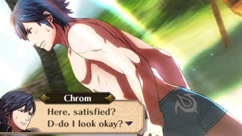 CHROM: LIVE AND UNCENSORED.