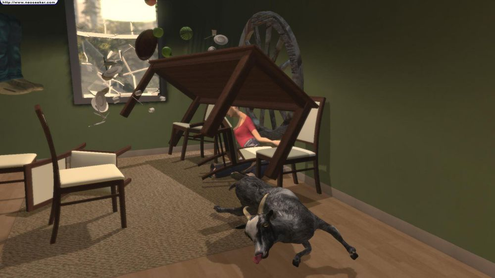 Goat Simulator is a harbinger of great things. And also goats.