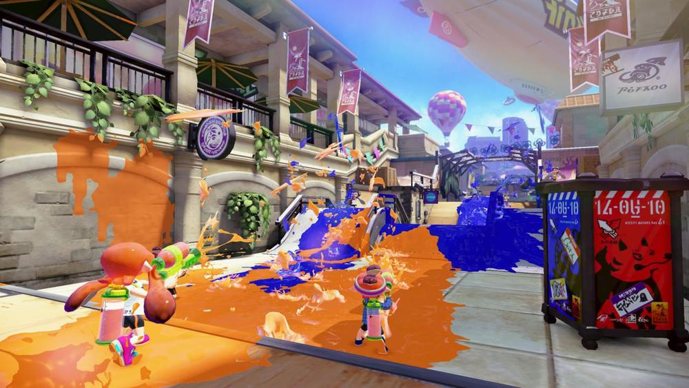 Nintendo's Splatoon looks great, but the third person shooter market isn't really looking for a pacifistic game, no matter how cute and interesting it seems.