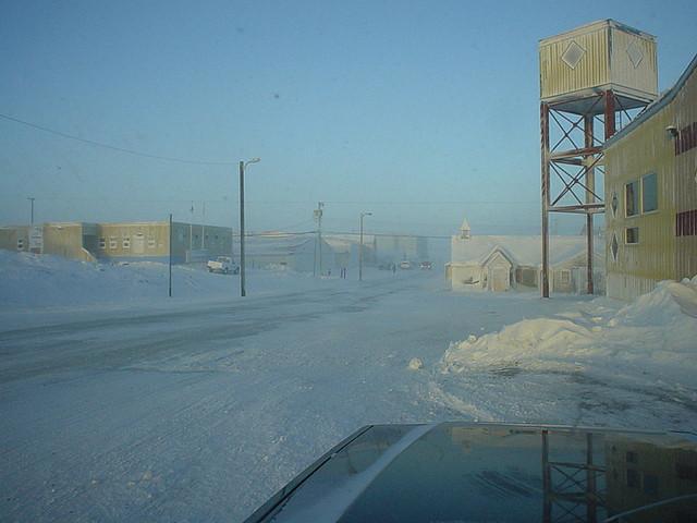 Northern Pix - Rankin Inlet, Nunavut, Canada