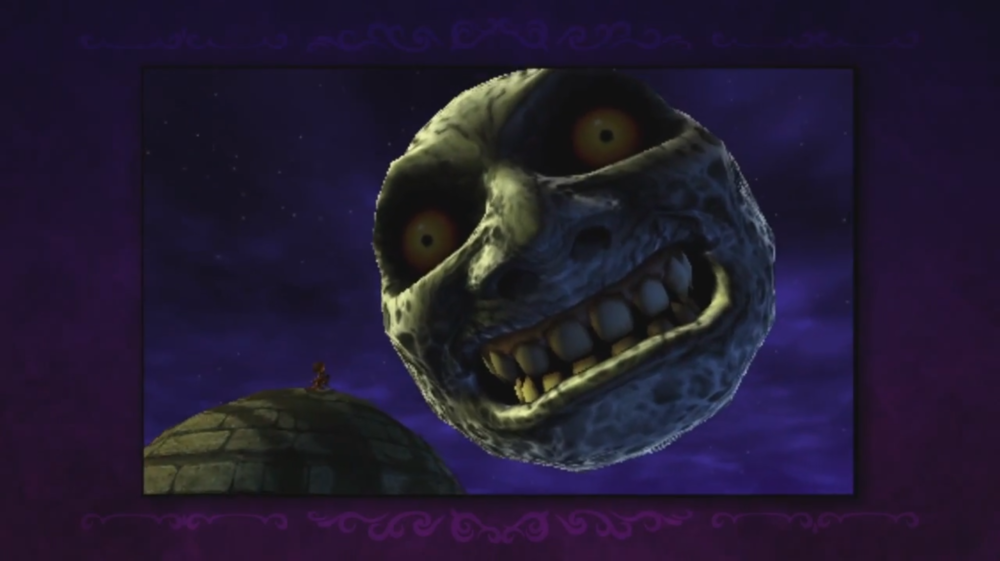 That moon's got great teeth though. A real brusher, that one.