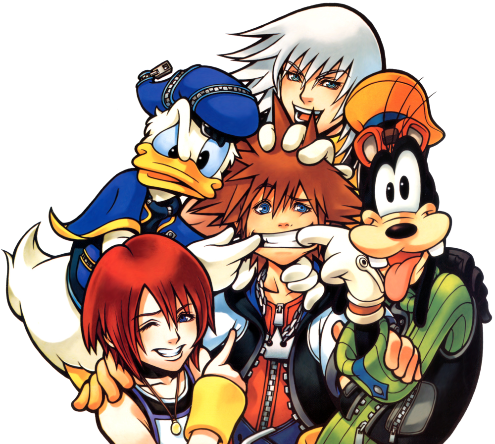 So young, so innocent, so guaranteed to be affordable when Kingdom Hearts 3 comes around.