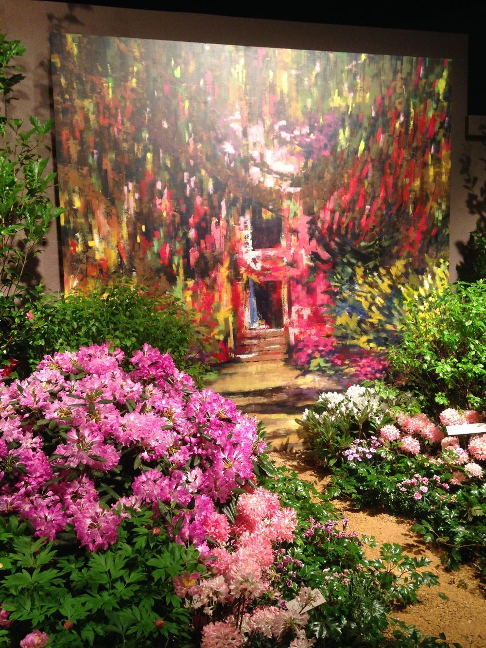 Macy's Flower Show, 2015