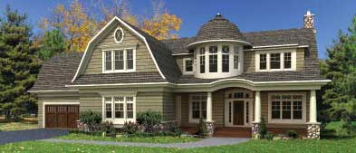 Dutch Gambrel House Plans House Plans