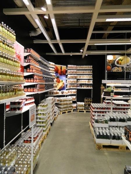 bulk groceries!