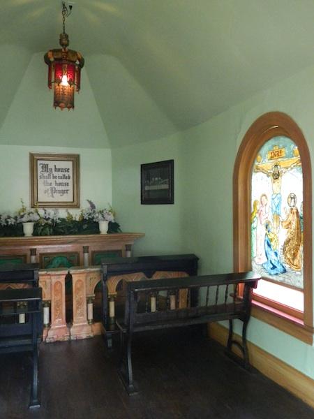 Storybook Land Chapel