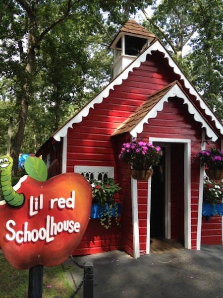 Storybook Land Schoolhouse