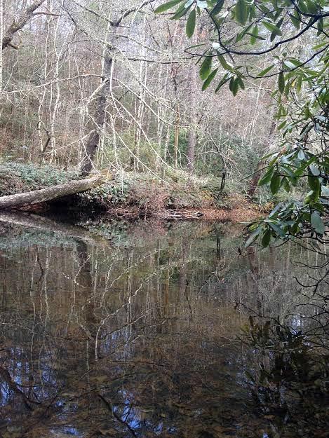 river a
