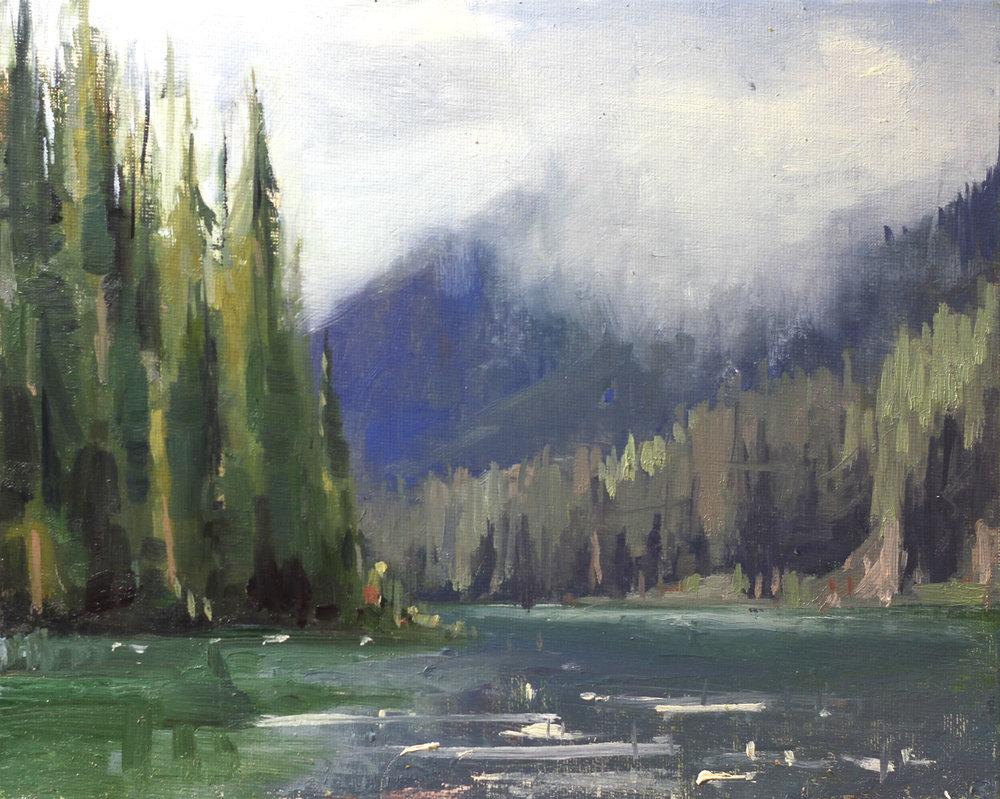 Lost Lake Mist