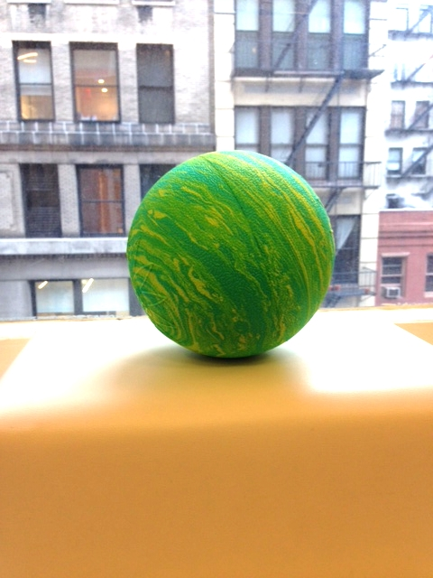 """We carry the 6"""" posture ball. Need something a little bigger - it comes in 8"""" too, but is not currently in Swan stock."""
