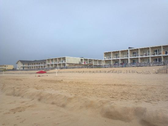 Royal Atlantic as viewed from the beach!