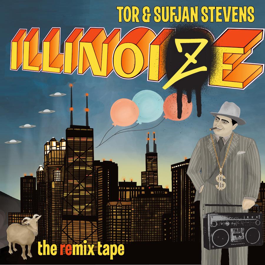 imdoinggood: Tor/Sufjan Stevens - Illinoize Tor, Sufjan Stevens and Hip Hop make a beautiful baby.