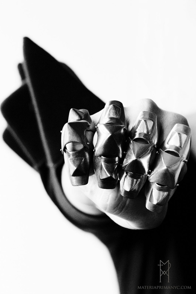 Giza Rings by Materia Prima NYC Yes, Please, Want