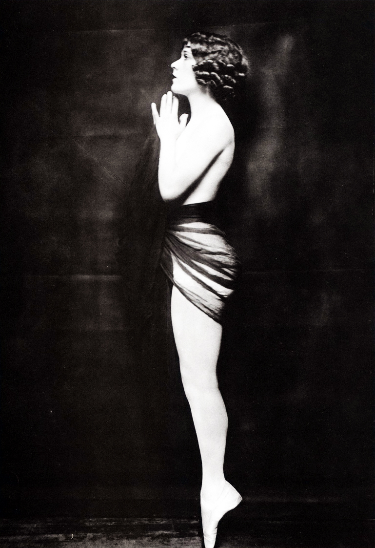 vintagegal: E. Meyers by Alfred Cheney Johnston c. 1920's