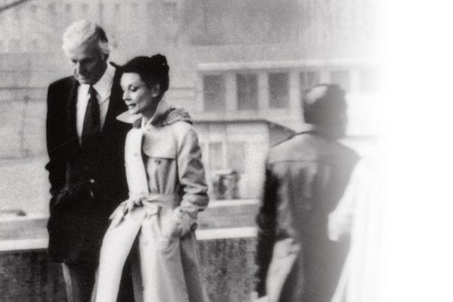 mindyourthroat: Hubert de Givenchy and Audrey Hepburn