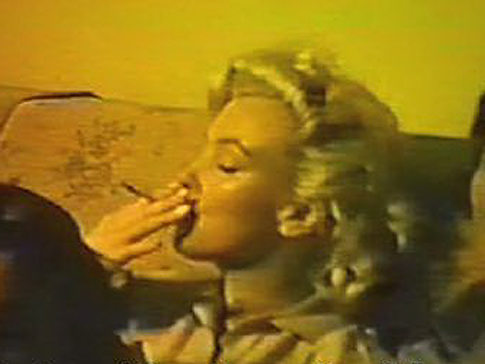 Marilyn Monroe smokin' Mary Jane 1958-59