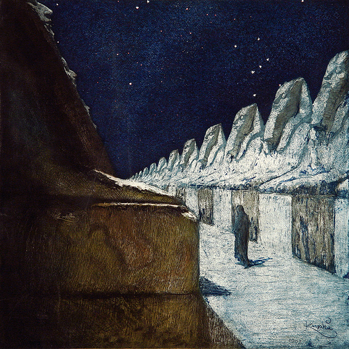eyedentify: Spectre of the Infinite (by Kiel Bryant)