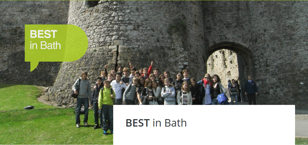 Bath - En aquesta bonica ciutat, patrimoni de la Humanitat per la UNESCO, trobaràs aquesta escola que ofereix un fantàstic programa lectiu a la vegada que una completa agenda d'activitats extraescolars diàries. Allotjament en família. T'hi trobaràs com a casa! També cursos per adults.