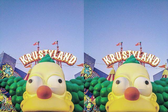 #crosseye #3D #stereogram #y_y #armstereogfx #simpsons