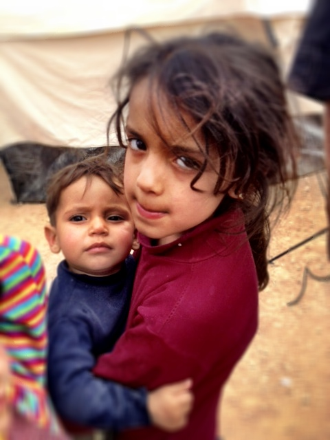 PTSD Syrian Children Refugees trauma organised violence