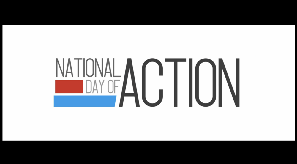 National Day of Action — Animation (1 min)