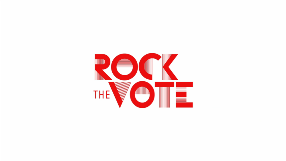 Rock the Vote — Animation (1 min)