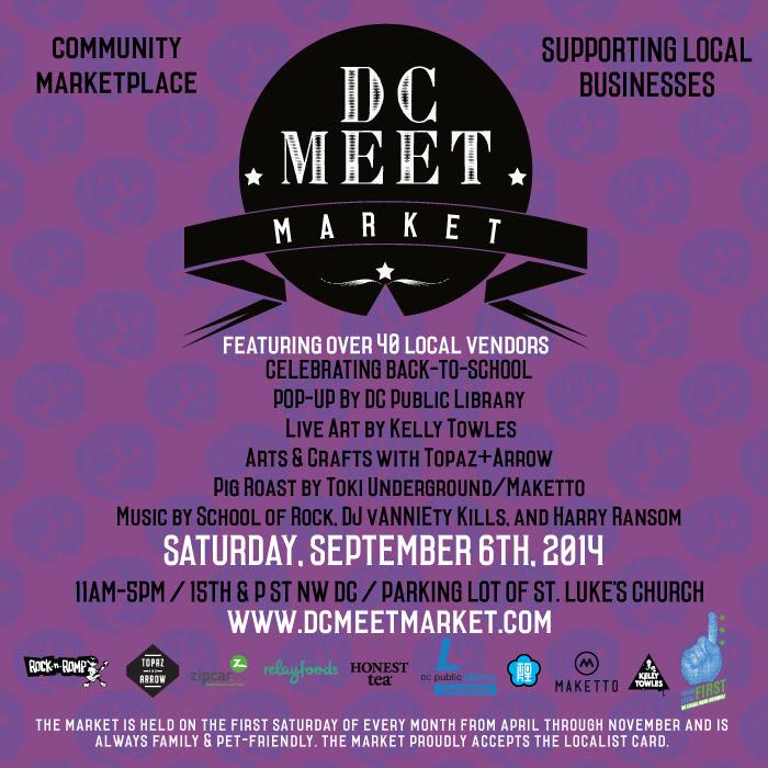 DCMM September Flyer