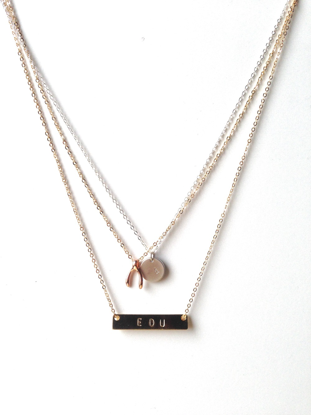 Hope & Education Necklace