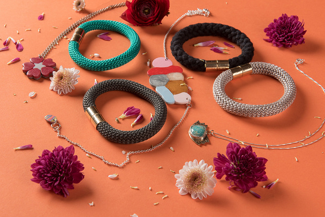 "2.12 Brightest Young Things, ""Better Than Flowers: DC Area Made Jewelry"" by Svetlana Legetic"
