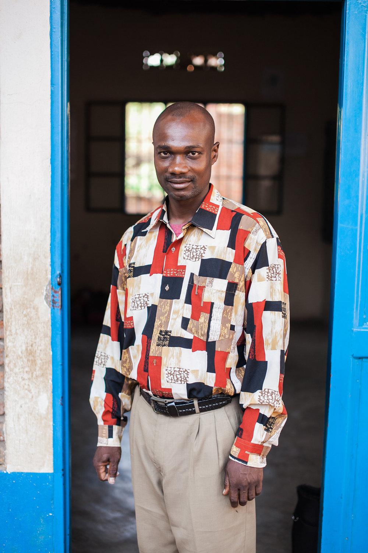 Mukikwa Kabaka Donatho - Class Six Teacher