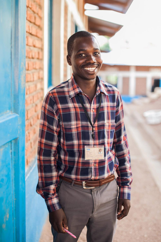 Birindwa Rureza - Deputy, Mango Tree School