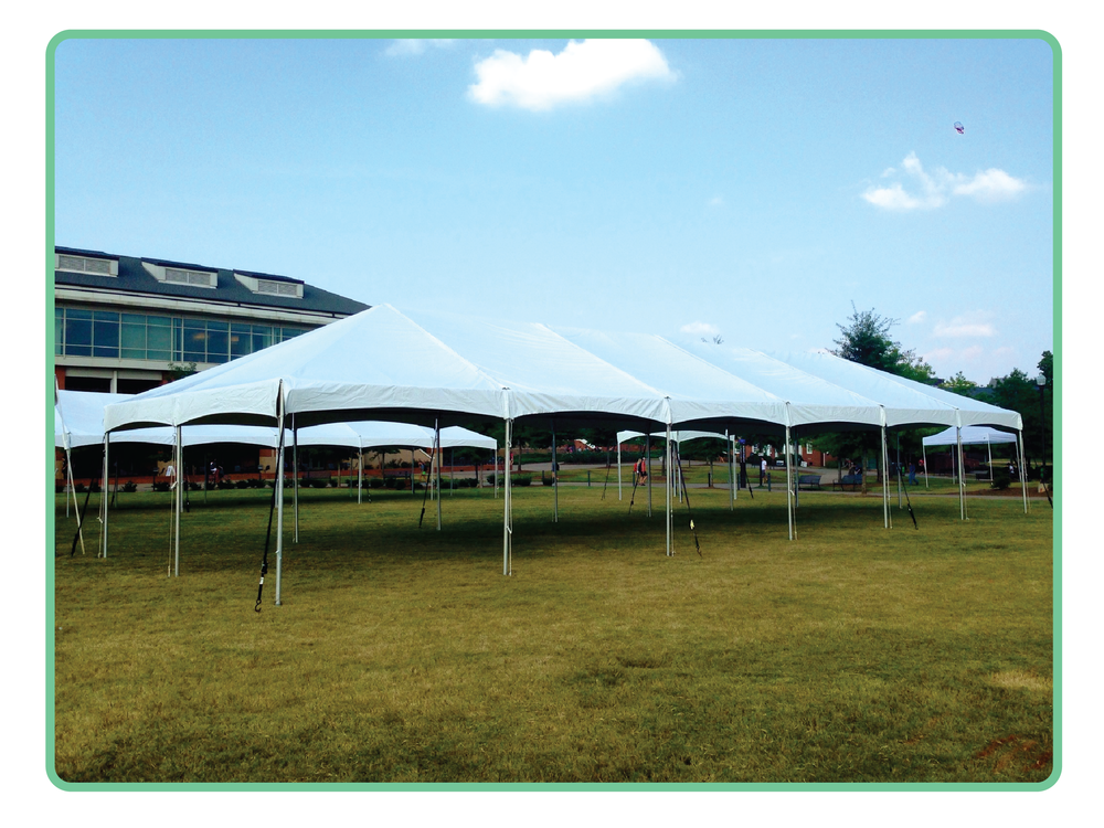 20x60 Frame Tents