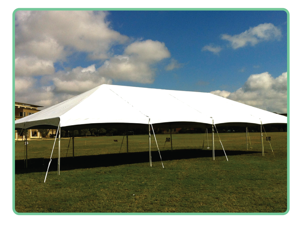 30x60 Frame Tents