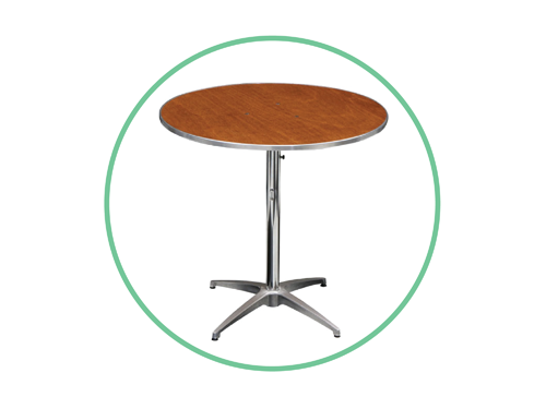 "30"" Low Cocktail Table"
