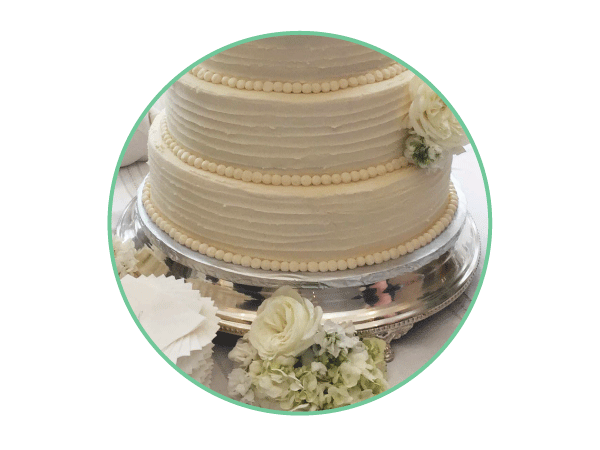"15"" or 18"" Cake Stand"