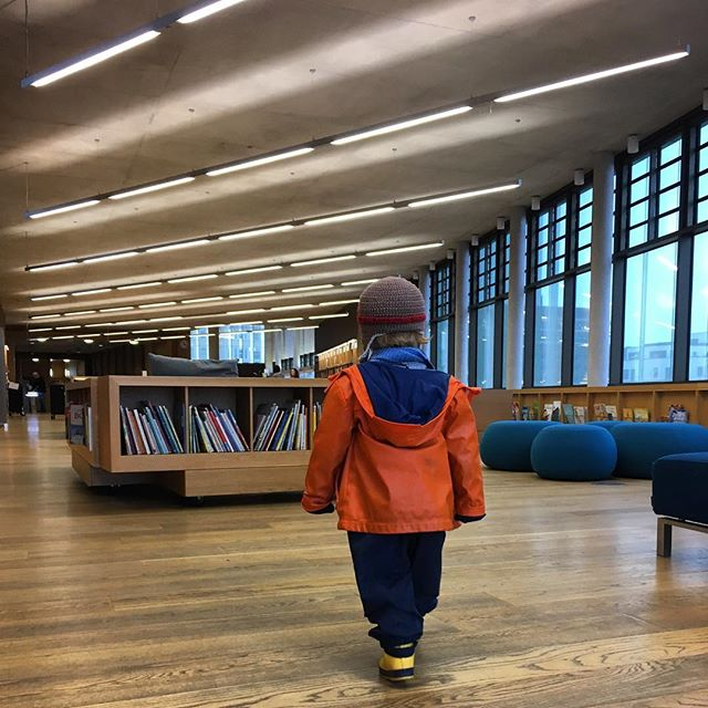 Thank you @libraries.dlr ‪@dlrLexIcon ‬for the perfect adventure on a wet Wednesday.