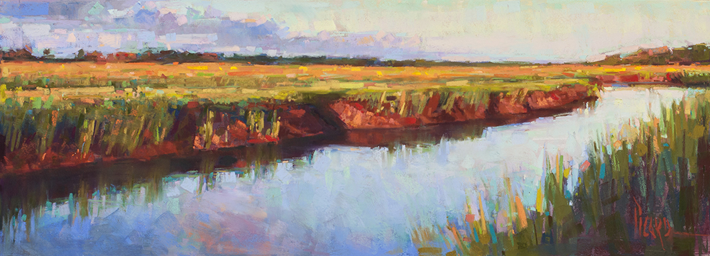 Morning Over The Marshes_8x23web.jpg