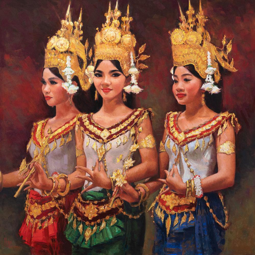 Siem Reap Celebration